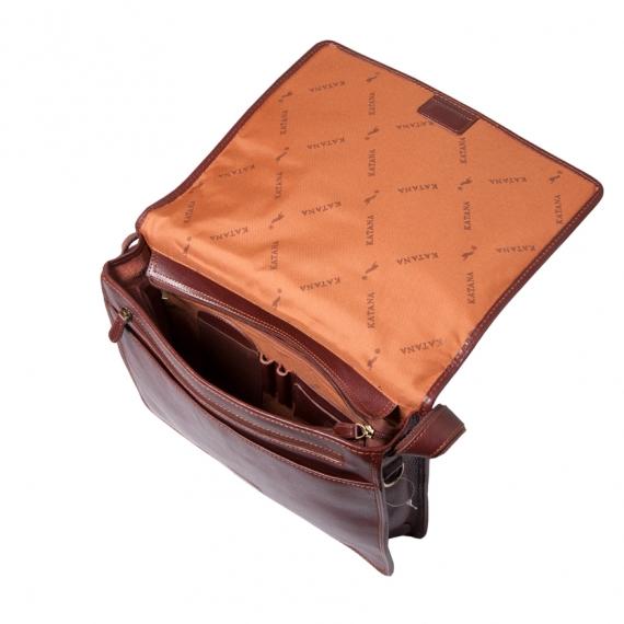 Шкіряна сумка KATANA K36106-3