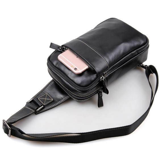 Рюкзак шкіряний BUFFALO BAGS 4002A