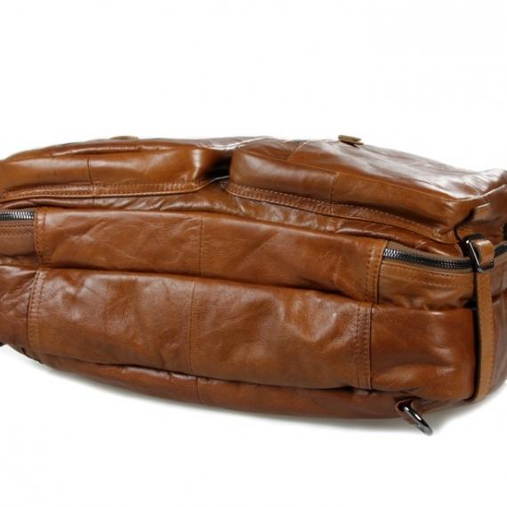 Рюкзак шкіряний BUFFALO BAGS 7014B
