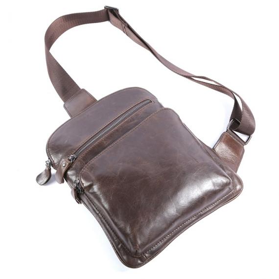 Рюкзак шкіряний BUFFALO BAGS 7195C